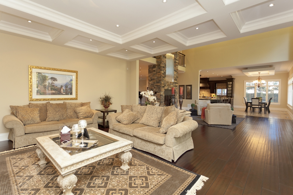 Coffered Ceilings Oakville